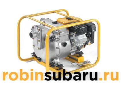 Бензиновая мотопомпа Robin Subaru PTX 201