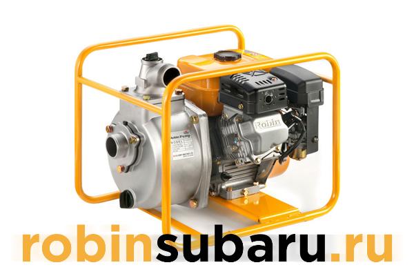 бензиновая мотопомпа Robin Subaru PTG208 H